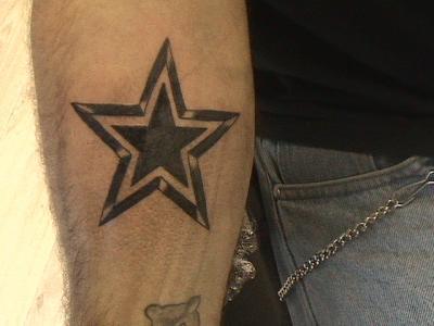 Tatouage Etoile Homme Avant Bras Kolorisse Developpement
